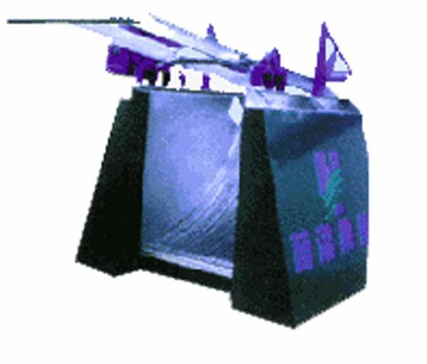 GSH Model Arc Grating Cleaner
