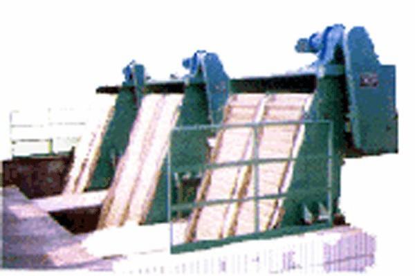 GSHZ Model Rotary Grating Cleaner