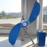 QJB Slow speed propeller