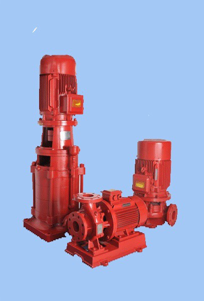 XBD Fire Fighting Pumps