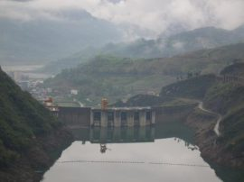 Sewage pump application in Chongqing Wulong Hydropower Station