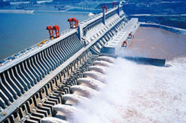 Yangtze Three Gorges Project